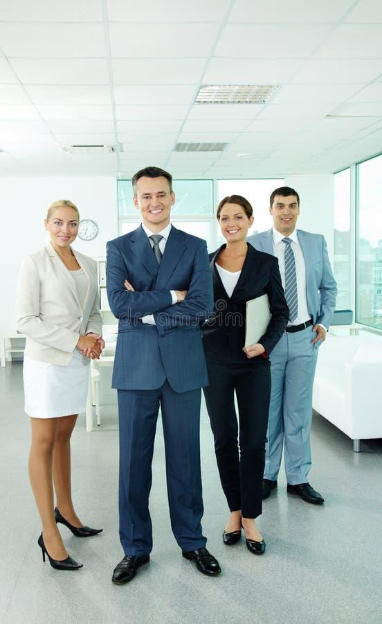 Download Groep managers stock afbeelding. Afbeelding bestaande uit kerel - 29514293