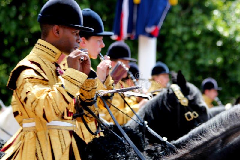 Gromadzący się Colour 2017 Londyński Anglia obrazy royalty free