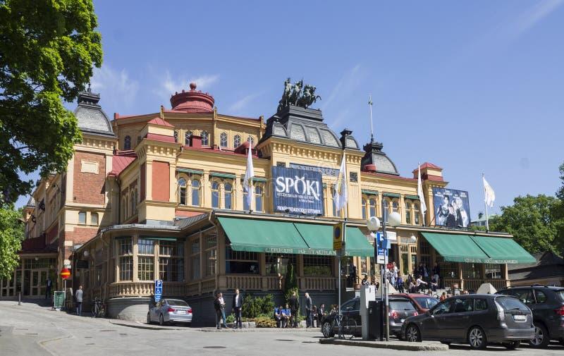 Download Grona Lunds Tivoli Στοκχόλμη Σουηδία Εκδοτική εικόνα - εικόνα από στοκχόλμη, λεπτομέρεια: 62707195