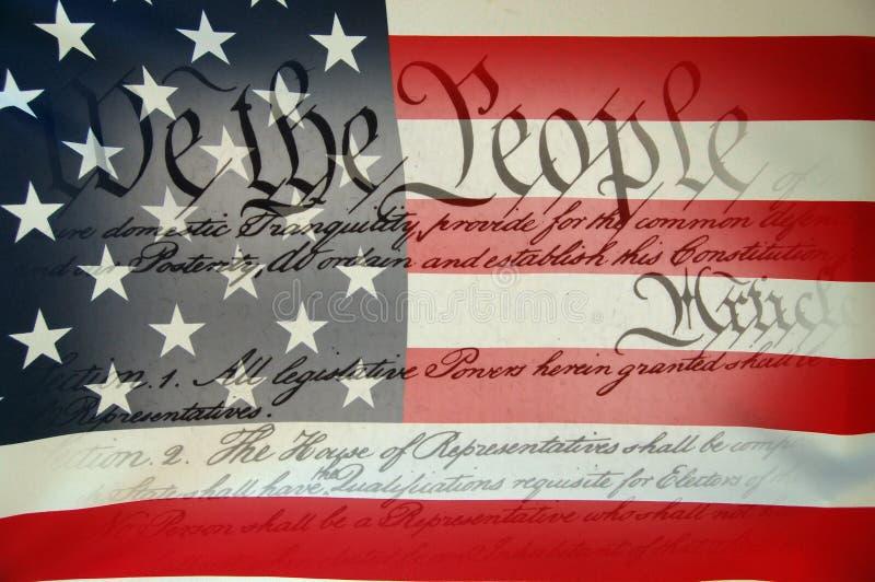 Grondwet stock afbeeldingen