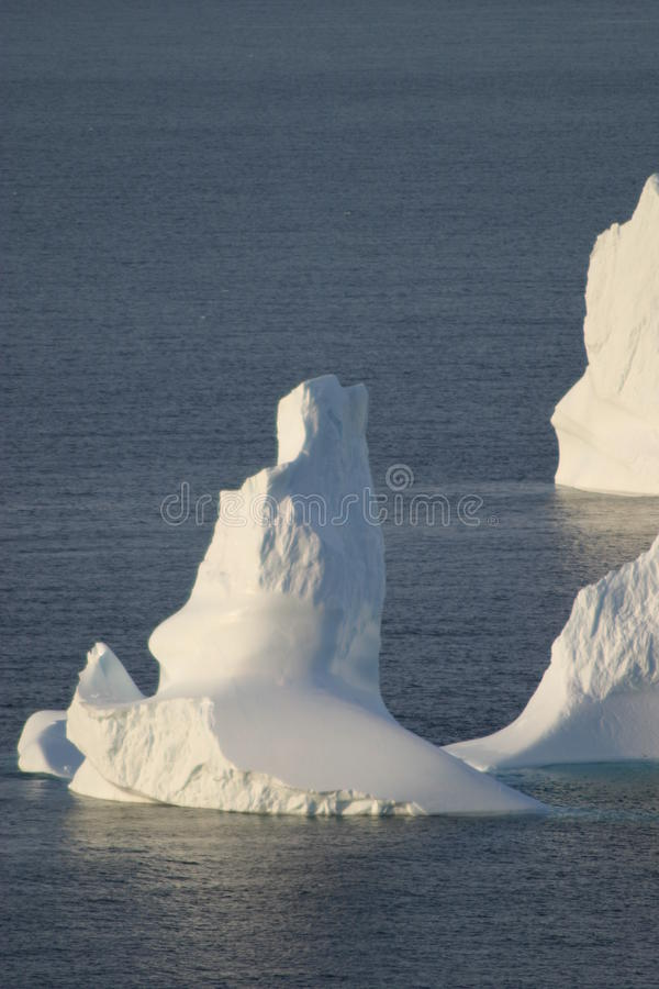 Gronelândia norte foto de stock royalty free