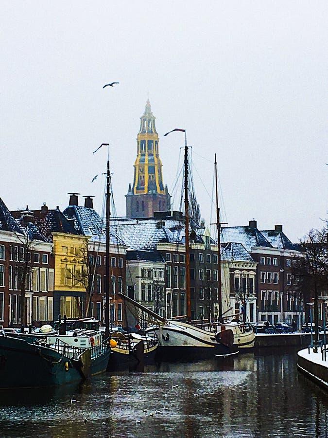 Groningen 1 lizenzfreie stockfotos