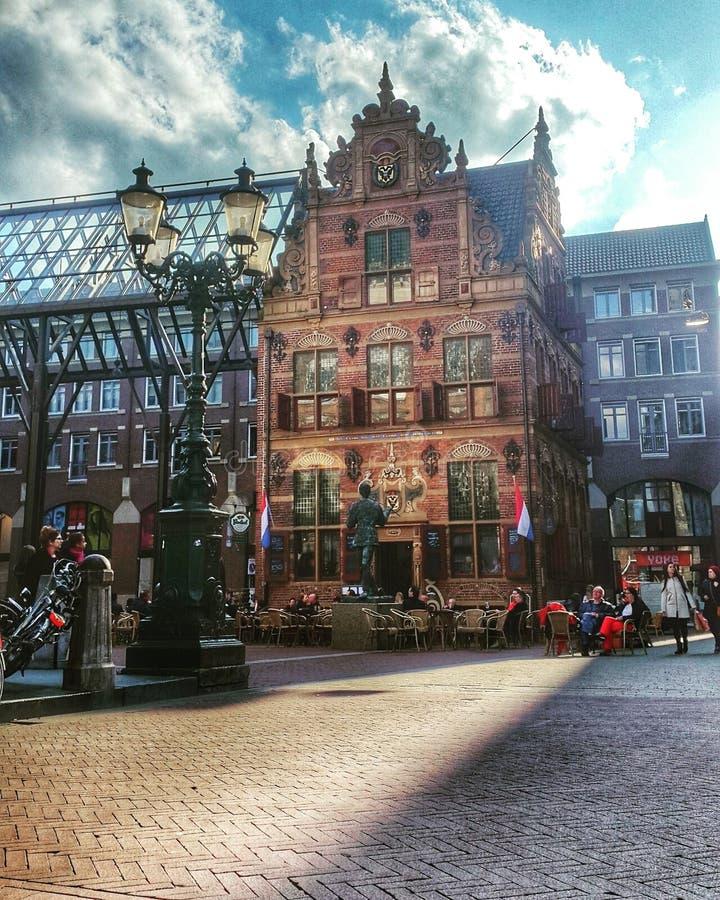 Groningen стоковое изображение rf