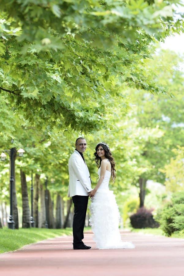 Download Groom невесты напольный стоковое фото. изображение насчитывающей groom - 41660778