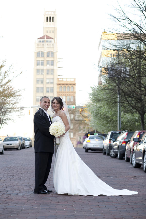 groom невесты стоковые изображения