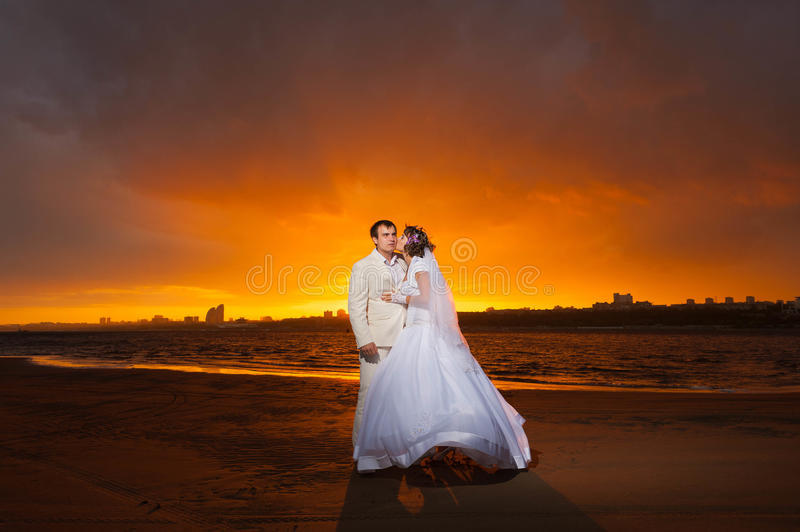Download Groom and bride stock photo. Image of husband, people - 34925774
