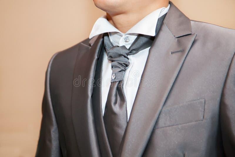 Groom dress stock image