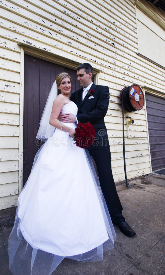 Download Groom With Eyes For Bride stock image. Image of fashion - 3296065