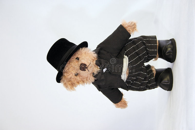 Download Groom teddy stock photo. Image of cuddly, commitment, partner - 1196394
