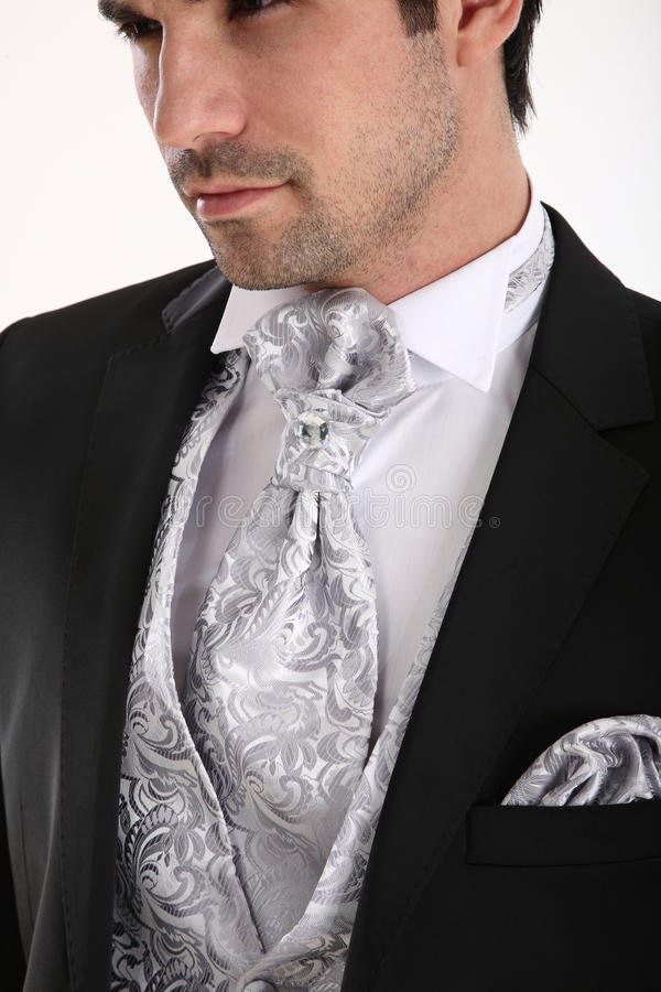 Download Groom in white background stock photo. Image of white - 23768766