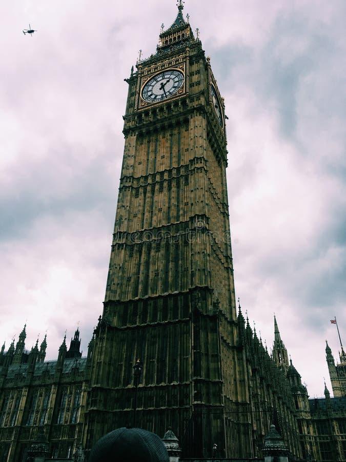 Groot ben-Londen stock afbeeldingen
