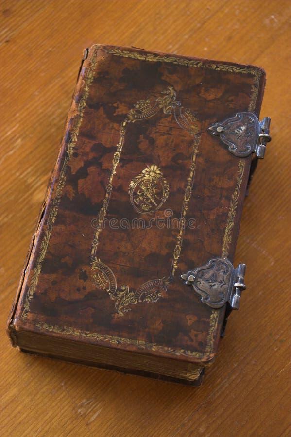 Groot boek royalty-vrije stock fotografie