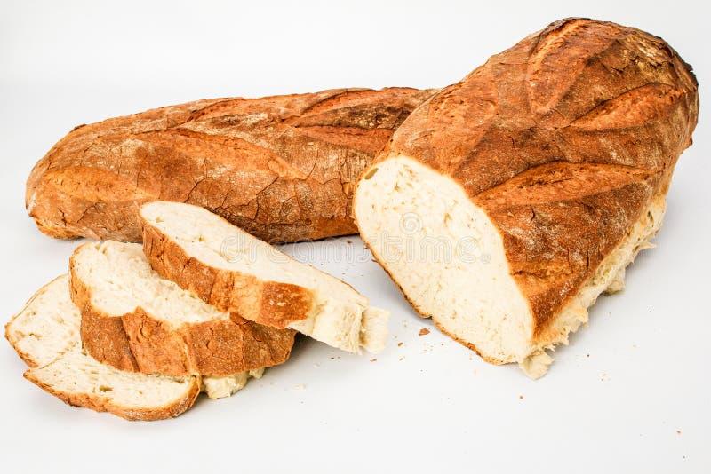 Groot brood royalty-vrije stock foto
