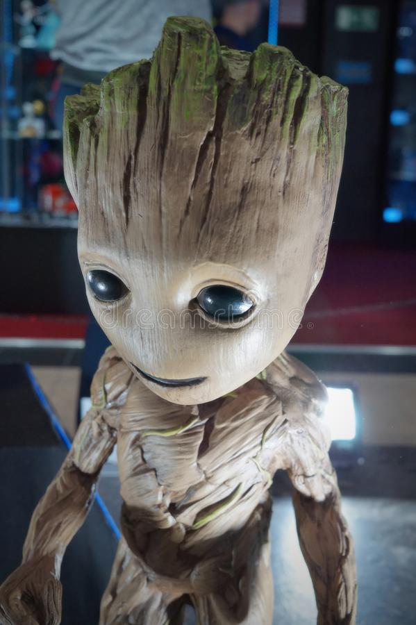 Groot royalty free stock photography