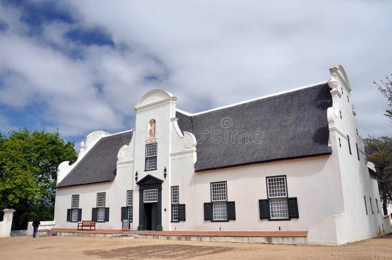 Groot Constantia, Cape Town, Afrique du Sud photographie stock