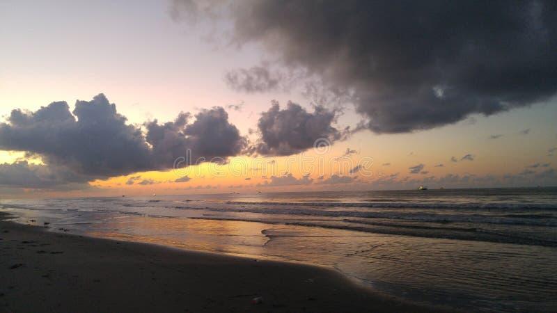 Groot Eiland, Louisiane stock fotografie