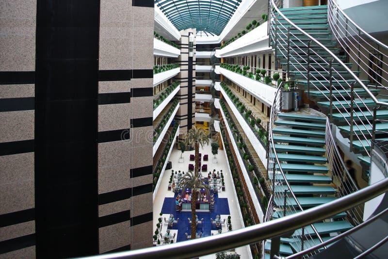 Groot Hotel Haber royalty-vrije stock foto
