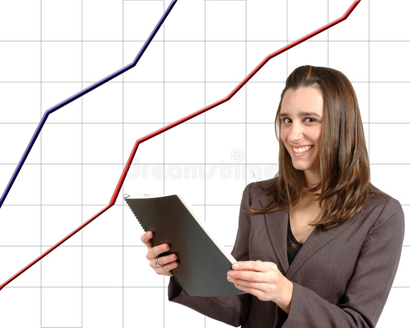 Groot Rapport stock foto's
