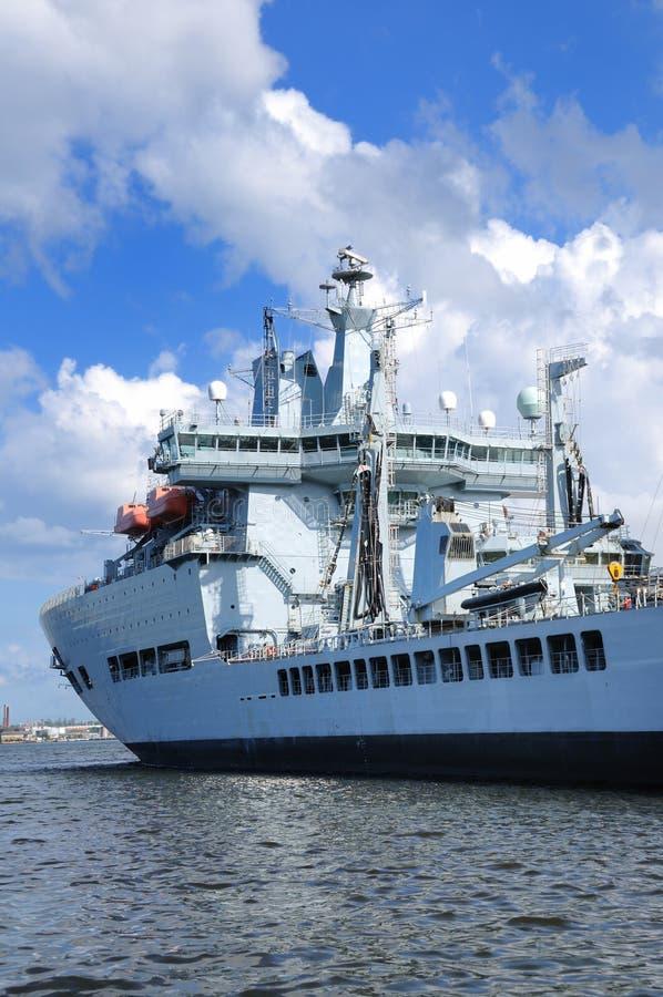 Groot schip stock foto's