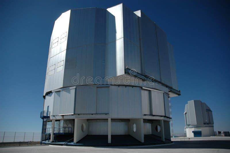 Grootste telescoop in de wereld royalty-vrije stock afbeelding