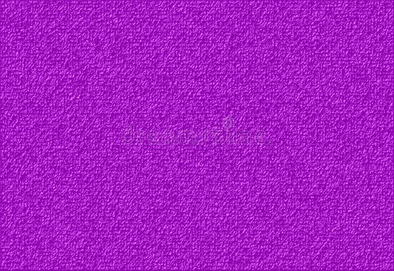 Gropigt diagram för vektor för abstrakt begrepp för kanfasstilbakgrund i violett stock illustrationer