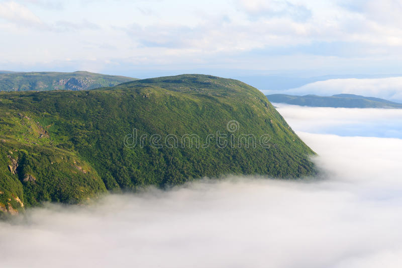 Gros Morne National Park stock image