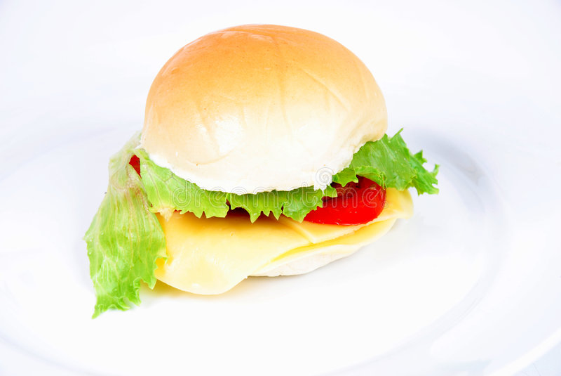 Gros-Nourriture image stock