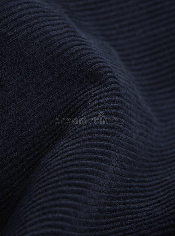 Gros plan en velours textile, macro photographie avec volumes photo libre de droits