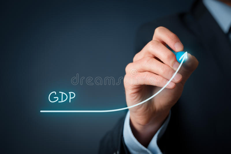Gross Domestic Product GDP stock photos