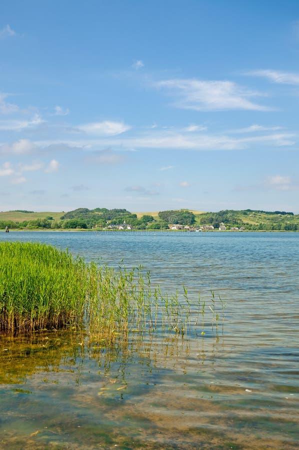 Gross-Zicker,Ruegen Island,baltic Sea,Germany stock images