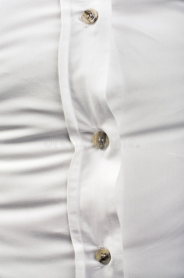 Grosse chemise image stock