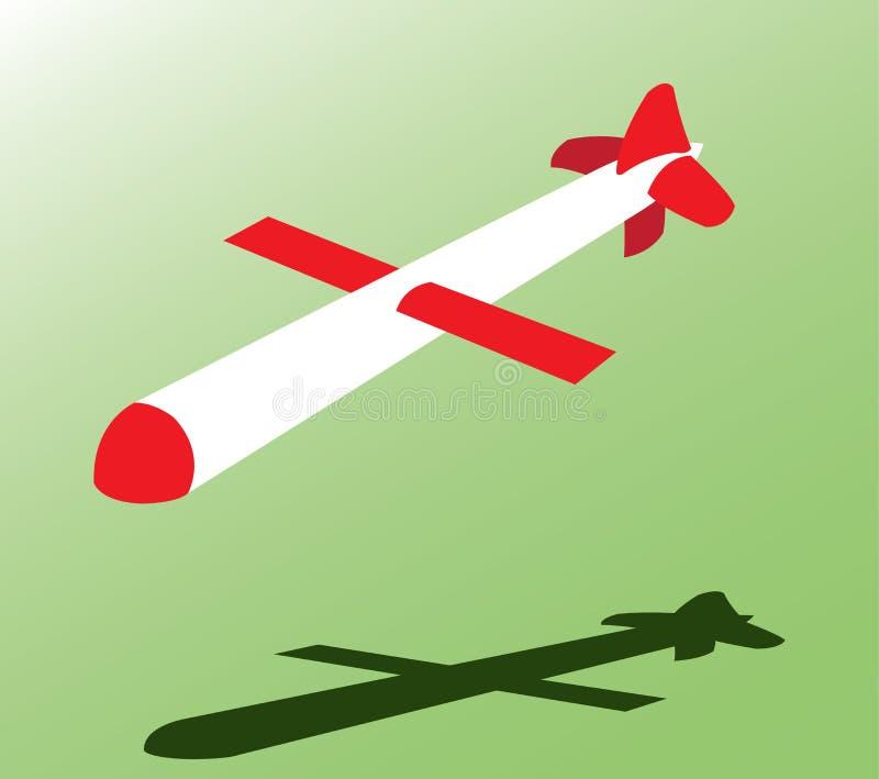 Grote Bom 4 vector illustratie