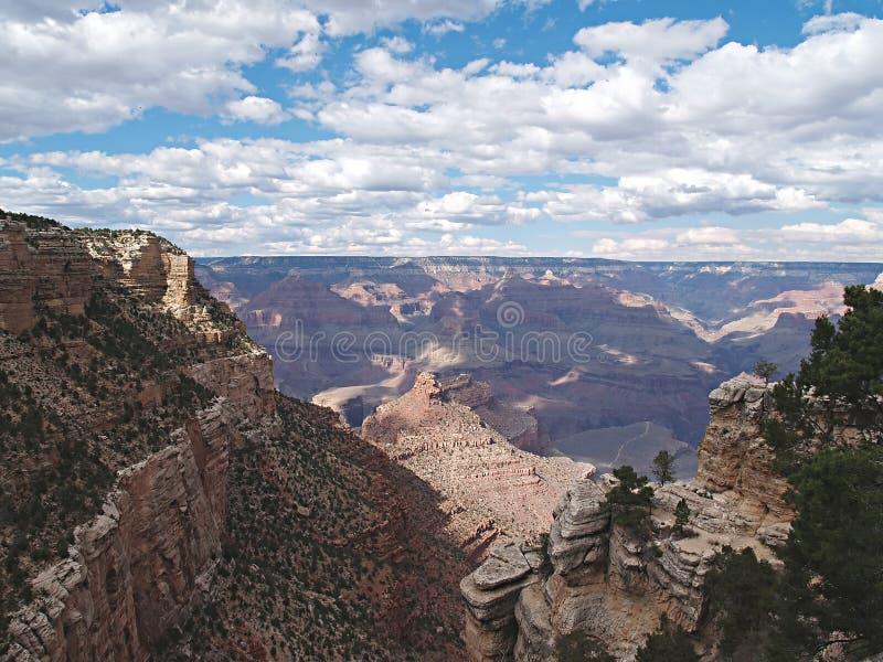 Grote Canion, Arizona stock foto