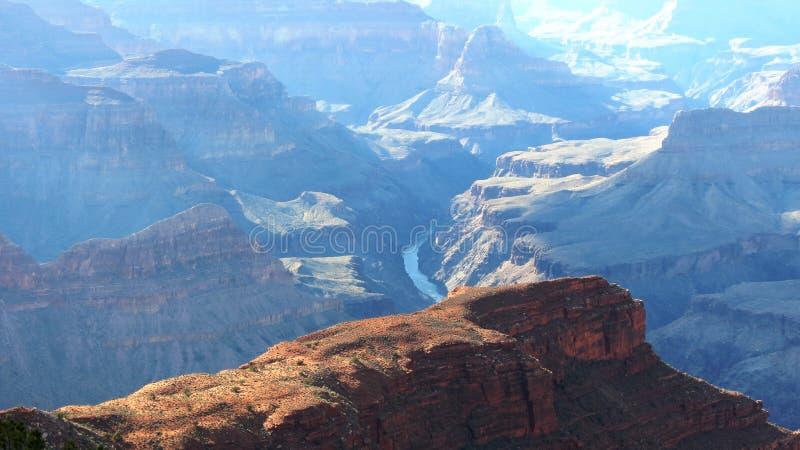 Grote Canion, Arizona stock fotografie