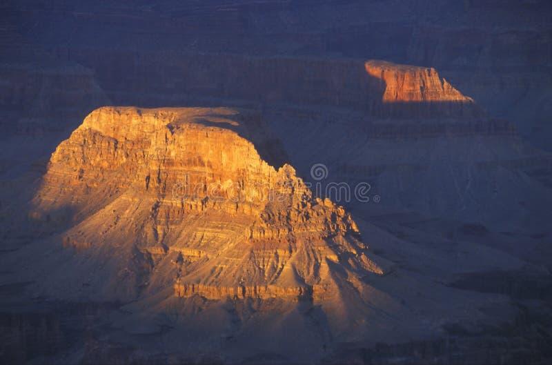 Grote Canion NP, Arizona royalty-vrije stock foto's