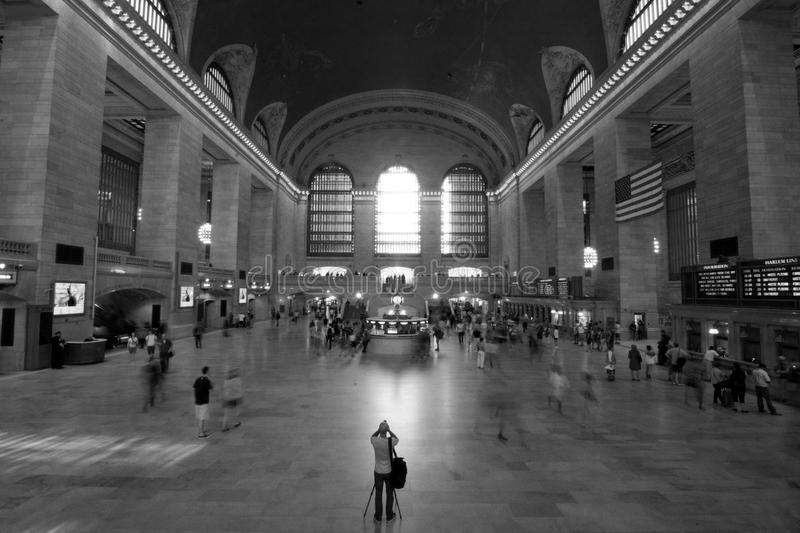 Grote Centrale Post New York stock foto