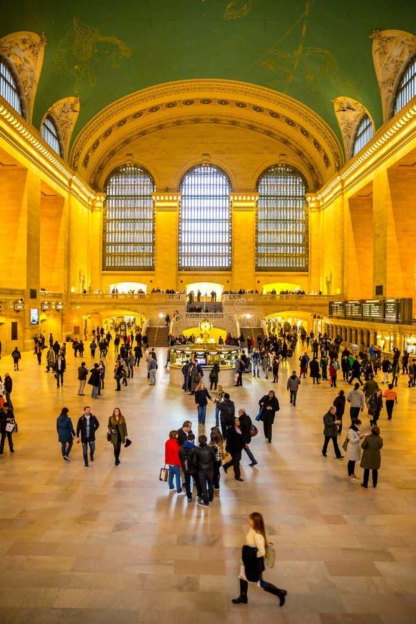 Grote Centrale Post NYC royalty-vrije stock fotografie