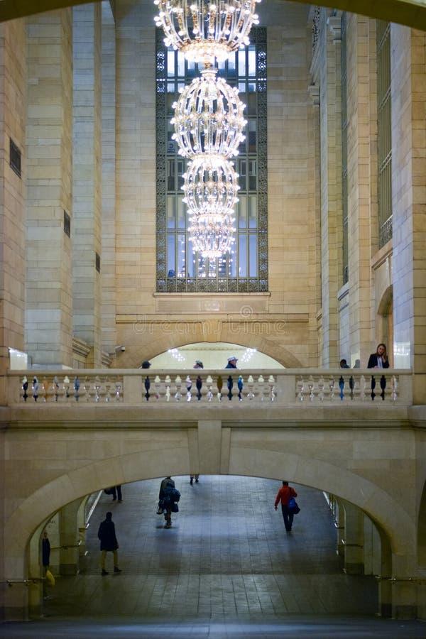 Grote Centrale Terminal royalty-vrije stock fotografie