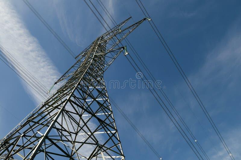 Grote Elektrische Toren stock foto