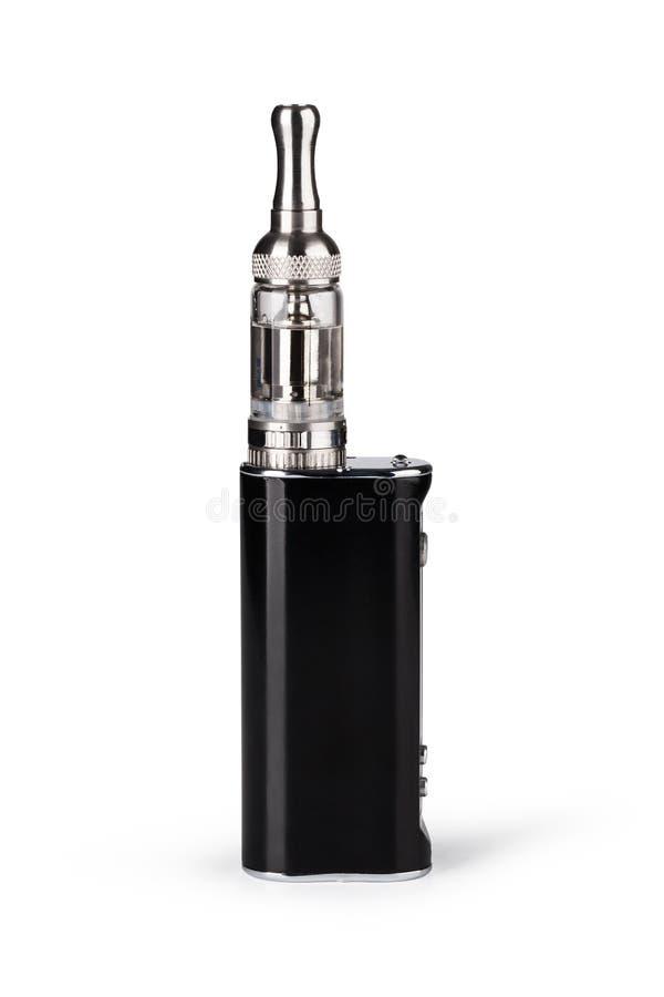 Grote elektronische sigaretten stock foto