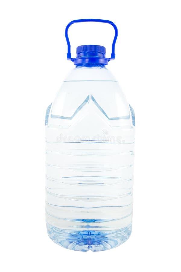 Grote fles water. royalty-vrije stock foto