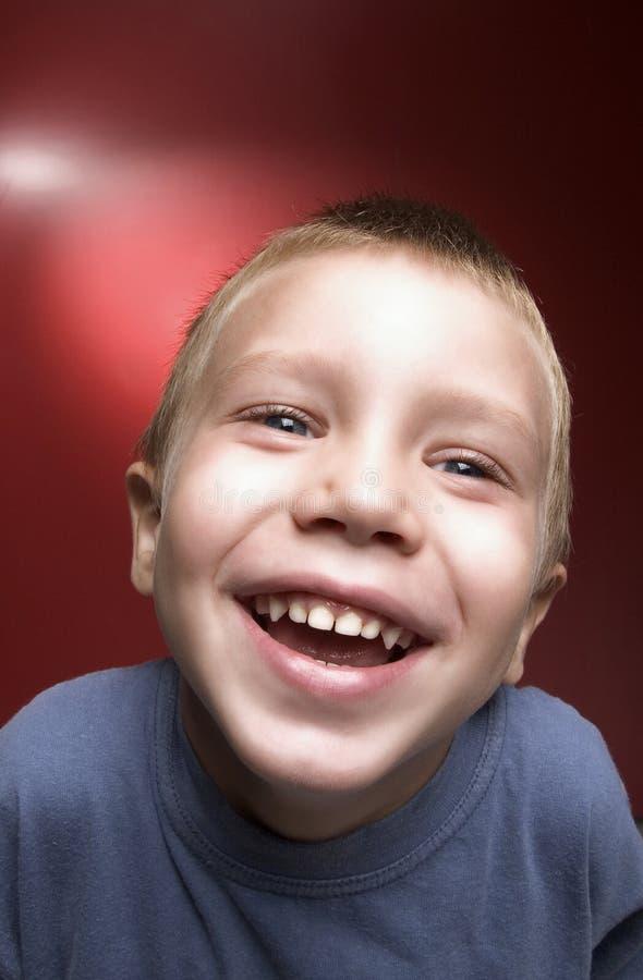 Grote Glimlach 2 Stock Fotografie