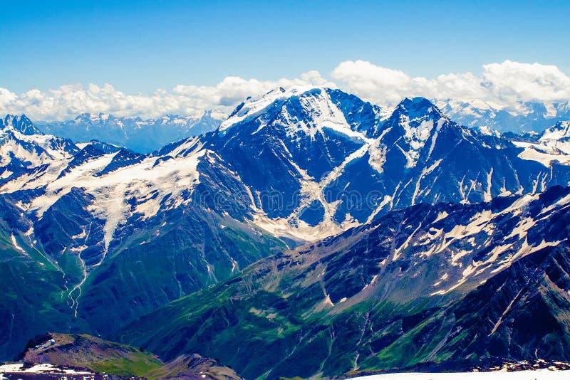 Grote Kaukasische Rand royalty-vrije stock afbeeldingen