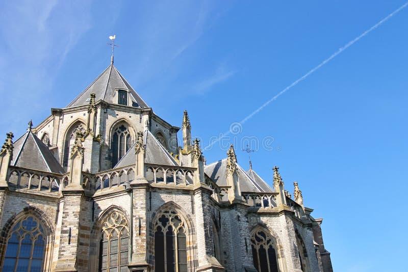 Grote Kerk kościół zdjęcie royalty free