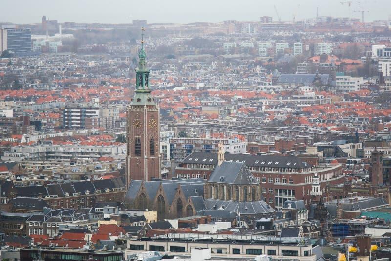Grote Kerk, La Haya, los Países Bajos imagenes de archivo