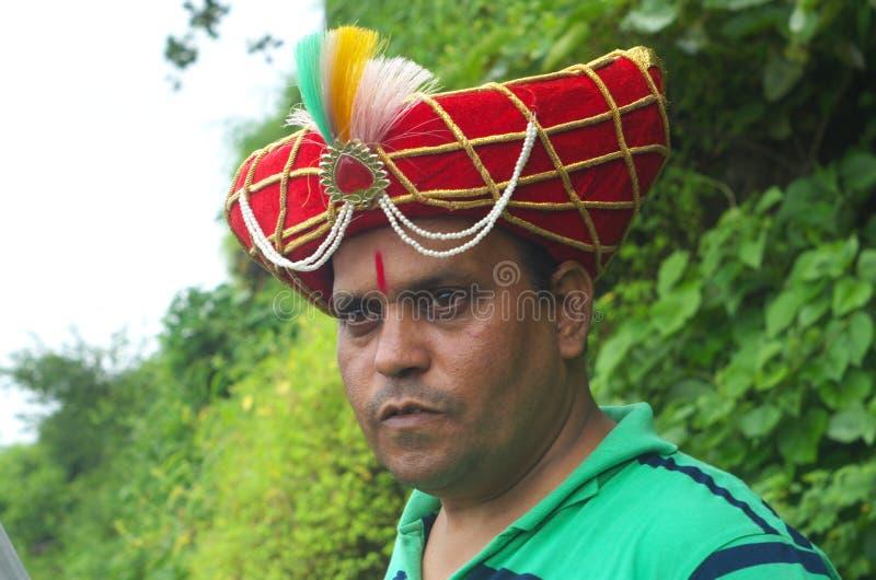 Grote maratha royalty-vrije stock afbeeldingen