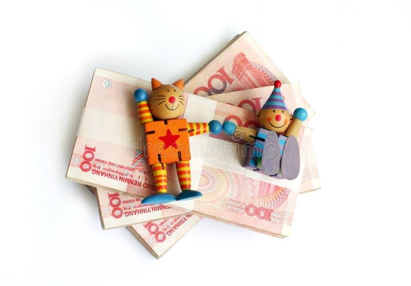 Grote Partners in Investering! royalty-vrije stock afbeeldingen
