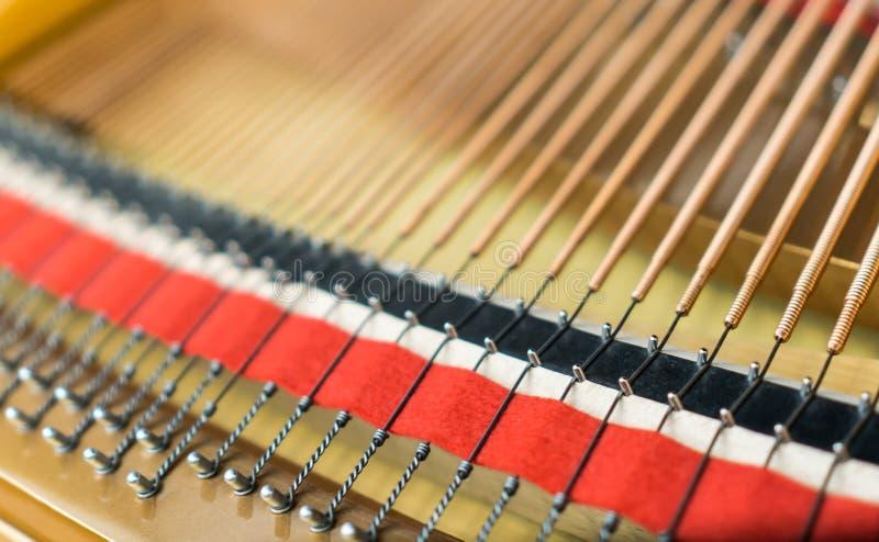 Grote pianokoorden royalty-vrije stock fotografie