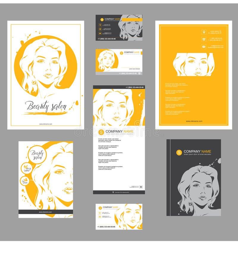 Grote reeks maniermalplaatjes voor kaart, vlieger, affiche, brochure en pamfletontwerp vector illustratie