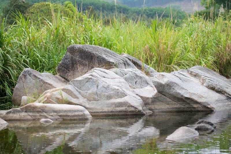 Grote steen royalty-vrije stock foto